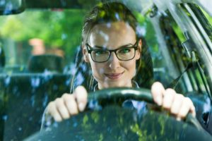 rinnovare la patente donna